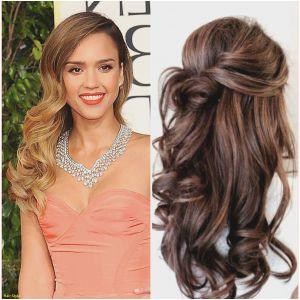 Bridal Hairstyles Half up Long Hair 19 Wedding Hairstyles for Long Hair Updo Beautiful