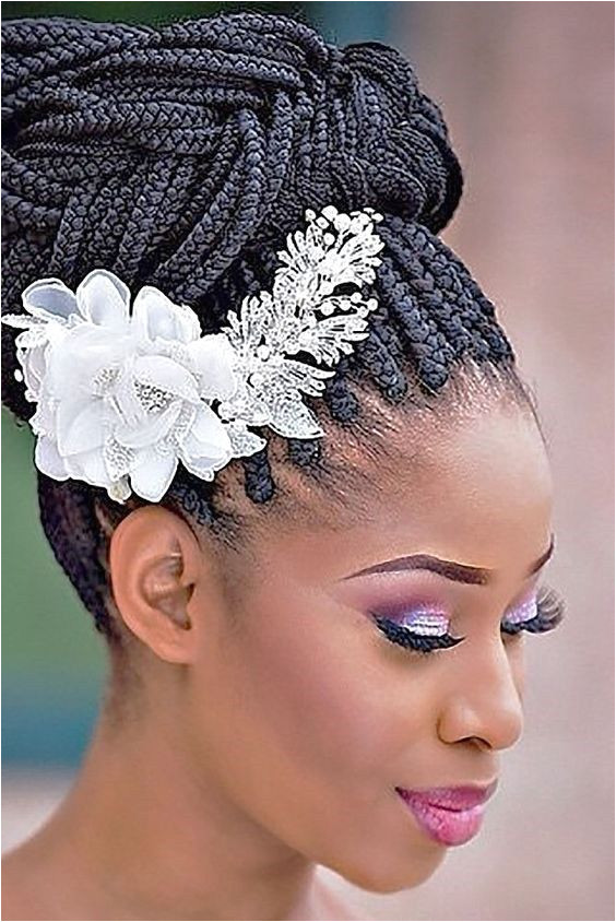 Wedding Hair Styles for Black women GLAM BOX Beauty & Hair