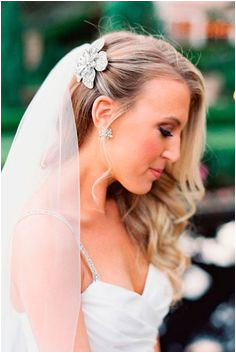 42 Wedding Hairstyles With Veil