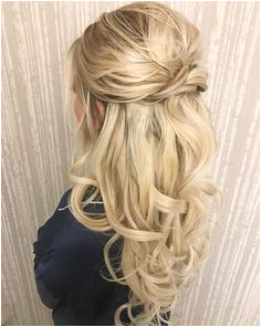 romantic half up half down wedding hairstyles for long hair Tap the link now to find the hottest products for Better Beauty