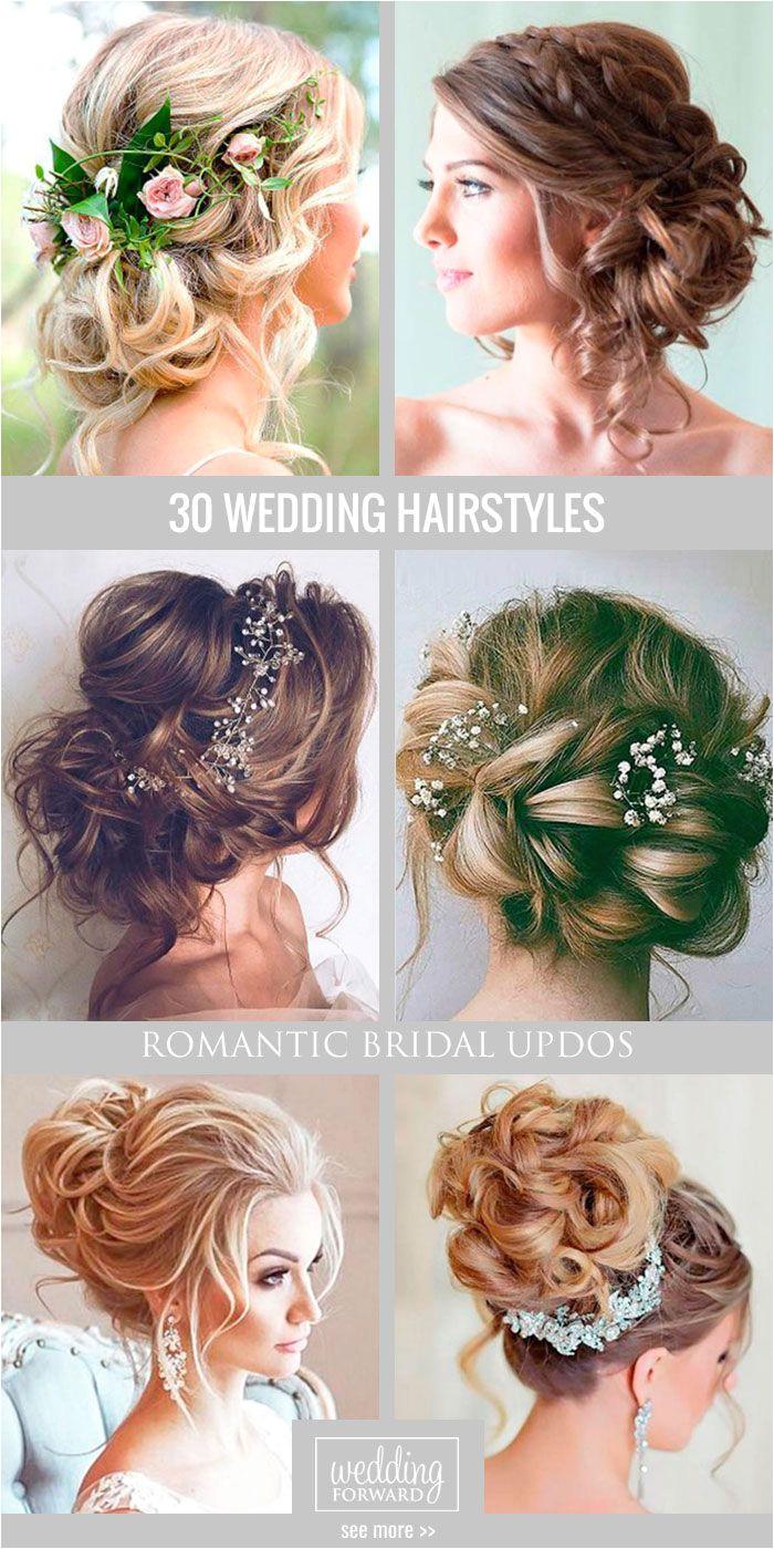 Wedding Hairstyles High Updos 42 Wedding Hairstyles Romantic Bridal Updos