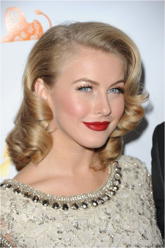Retro Waves and Vintage Hairstyles