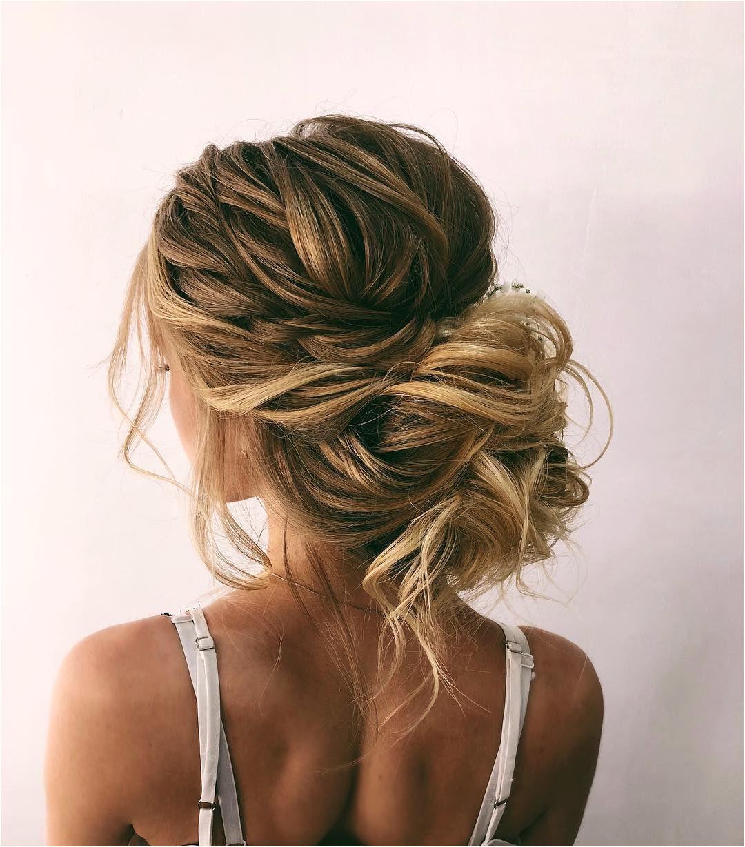 Beautiful Bridal Updos Hairstyle Inspiration Oksana Sergeeva Fabmood