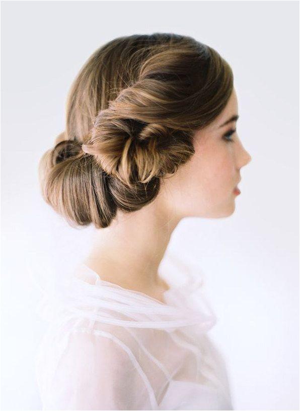 Princess Leia Gibson Roll hair