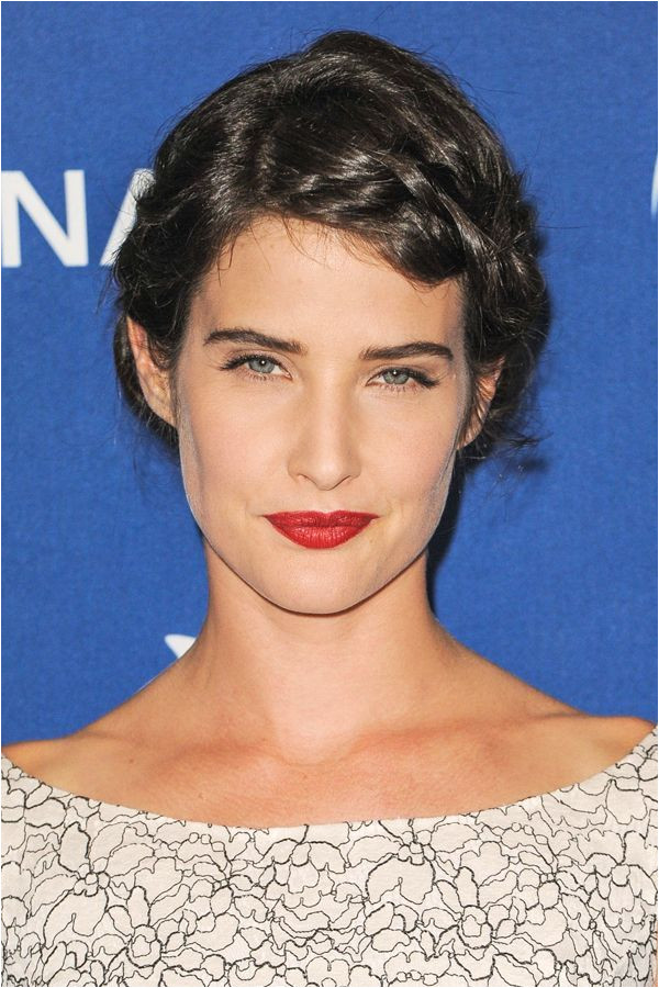 Cobie Smulders Demonstrates Why Braids Are Awesome Refinery29