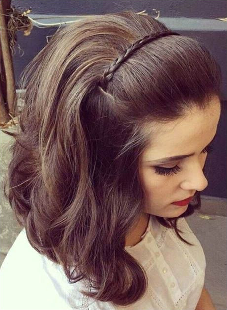 Chic Wedding Hairstyles for Short Hair 2018