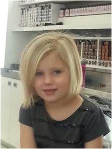 Bob Haircut For Tween and Kid Girls