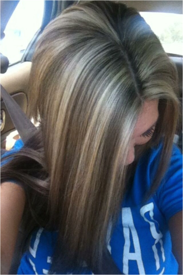 frosted hair color for dark hair with gray Yahoo Image Search Results
