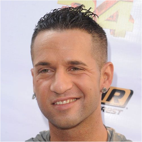 "Michael ""The Situation"" Sorrentino s Jersey Shore Haircut"