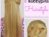 1 Minute Easy Hairstyles Easy 1 Minute Hairstyle
