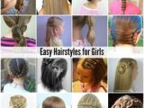 1 Minute Hairstyles for School 194 Best Hairstyles for Kids Images On Pinterest In 2018
