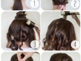10 Easy and Cute Hairstyles 10 Easy and Cute Hair Tutorials for Any Occassion these Hairstyles
