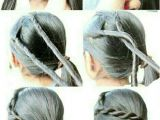 10 Easy and Cute Hairstyles for School 10 Diy Back to School Hairstyle Tutorials Jhallidiva