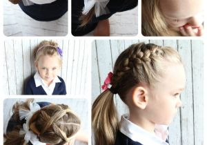 10 Quick and Easy Hairstyles for School 10 Easy Hairstyles for Girls somewhat Simple