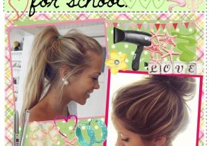 10 Quick and Easy Hairstyles for School 23 Beautiful Hairstyles for School