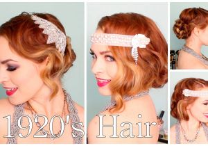 1920s Easy Hairstyles Model Hairstyles for Easy S Hairstyles How to Hair Girl