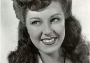 1940s Hairstyles Curly Hair 301 Best 1940 S Hairstyles Images