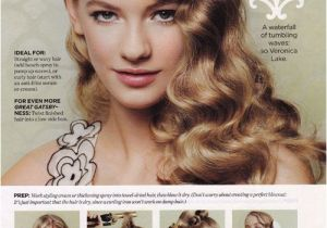 1940s Hairstyles Curly Hair American Psycho Hairstyle Finger Wave Hairstyle