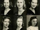 1940s Womens Hairstyles How to Create 1940s College Girl Hairstyles Vintage Hair Pinterest