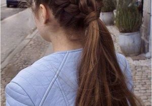 2 Plaits Hairstyles for School Beautiful Double Braided Hairstyles 2018 for Teenage Girls