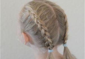 2 Plaits Hairstyles for School Easy Back to School Hair Braid Tutorials