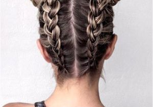 2 Plaits Hairstyles for School Girl Shopping Guide Pinterest