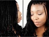 2 tone Black Hairstyles Best Black Women French Braid Hairstyles