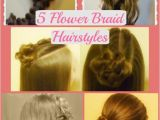 25 Easy Hairstyles with Braids 21 Inspirational Easy Hairstyles to Do Yourself for Medium Hair