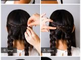 25 Easy Hairstyles with Braids How to 25 Easy Hairstyles with Braids Hair Pinterest