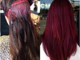 3 Colors Hairstyles Red Velvet Color formula In 2019