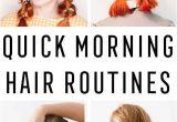 3 Easy Hairstyles for Short Medium Hair 33 Best Hairstyles for Teens