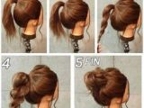 3 Everyday Hairstyles In 3 Minutes Amazing Hairstyle In Less Than 5 Minutes
