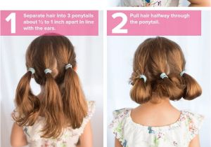 3 Quick and Easy Hairstyles for School Cool Hairstyles for Girls with Long Hair for School New How to Do