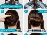 3 Quick and Easy Hairstyles for Short Hair Die 302 Besten Bilder Von Sisi In 2019