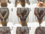 3 Quick and Easy Hairstyles for Short Hair Quick and Easy Hairstyles Quick Cool Hairstyles for Short Hair