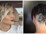 4 Diy Hairstyles for Cropped Cuts 4 Fun Clever Tips Mixed Women Hairstyles Perrie Edwards Brunette