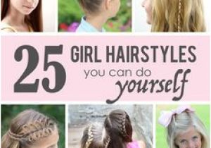 4 Easy Hairstyles for School 53 Best Hairstyles for Tweens Images In 2019
