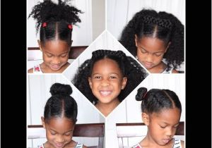 4 Hairstyles for School 9 Back to School Young Natural Hair Children Hairstyles Natural