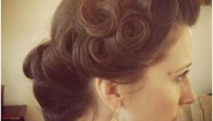 40s Hairstyles Pin Curls 186 Best 40 S Hairstyles Images