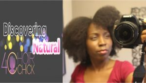 4c Hair Chick Vlogger Natural Hair