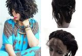 4c Hair Very Tangled 4b 4c Afro Kinky Curly 360 Lace Frontal Bleached Knots Natural