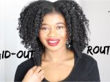 4c Long Hairstyles My Braid Out Routine