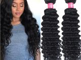 4c Virgin Hair Extensions Malaysian Deep Wave Queens Hair Products Unprocessed Human Hair