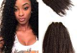 4c Virgin Hair Malaysian Human Hair Afro Kinky Curly Clip Ins Extension 4b 4c Kinky