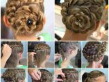 5 Easy Hairstyles for School Youtube 5 Easy Hairstyles for School Youtube Cute Hairstyles with Curls