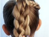 5 Easy Hairstyles with Braids for Everyday 59 Best Easy Beginner Hair Styles Images