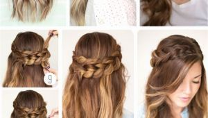 5 Fast Heatless Hairstyles for School 5 Fast Heatless Hairstyles for School 58 Luxury Cool Hairstyles for