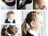 5 Minute Easy Hairstyles for School Easy Hairstyles for Little Girls 10 Ideas In 5 Minutes