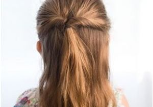 5 Minute Hairstyles for School Pinterest 5 Fast Easy Cute Hairstyles for Girls In 2018