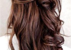 50s Hairstyles Half Up 55 Stunning Half Up Half Down Hairstyles Prom Hair